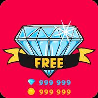 Free Diamonds ? Spin Wheel  Elite Pass Calc Fire