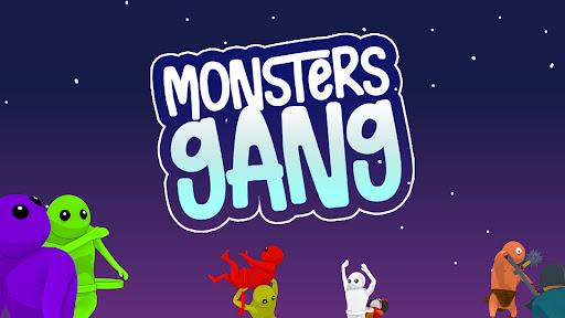 Monsters Gang 3D - Gang Beasts apktram screenshots 6