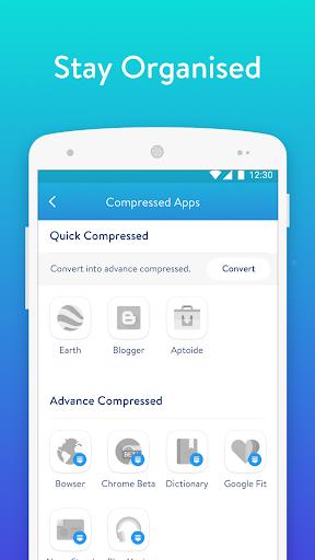 Never Uninstall Apps - SpaceUp apktram screenshots 5
