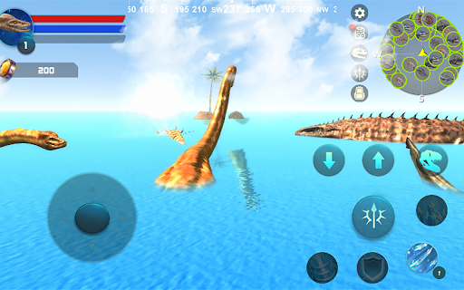 Plesiosaurus Simulator screenshots 17