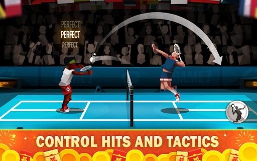 Badminton League apktram screenshots 7