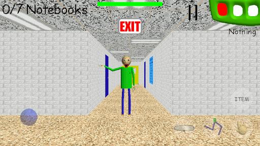 Baldi's Basics Classic  screenshots 1