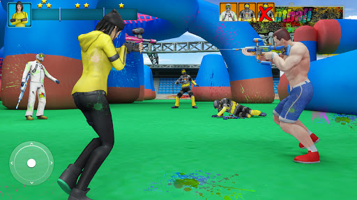 Paintball Shooting Games 3D apkpoly screenshots 3