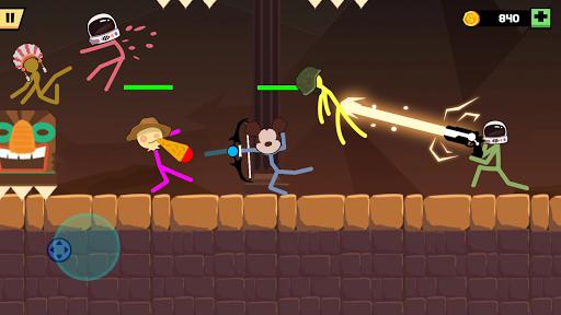 Stickman Fight Battle - Shadow Warriors 1.2.6 screenshots 4