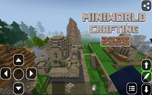 Mini World Block Craft Survival Building 2020  screenshots 1