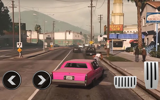Grand Gangster Simulator Miami City Auto Theft  screenshots 12