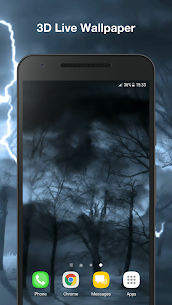 Lightning Storm Live Wallpaper For Pc, Windows 7/8/10 And Mac Os – Free Download 1