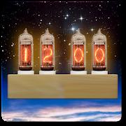 Nixie Tube Clock Widget (LITE)