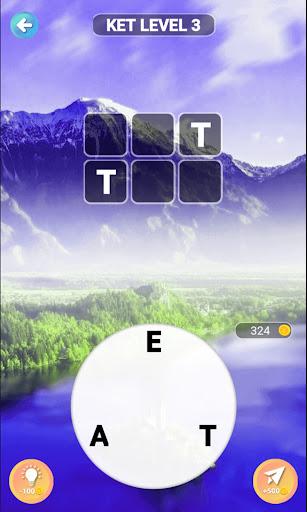 Word Scapes - Find hidden words  screenshots 3