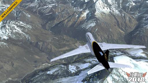 Flight Simulator 2018 FlyWings Free ss1