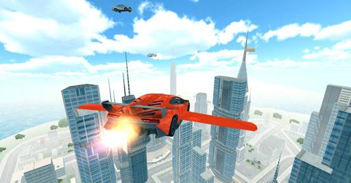 Flying Car 3D 2.7 Screenshots 13