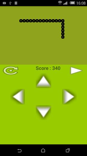 Snake Retro  screenshots 1