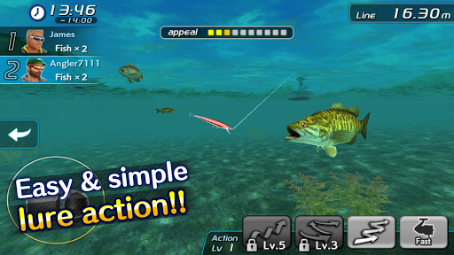 Bass Fishing 3D II 1.1.27 de.gamequotes.net 5