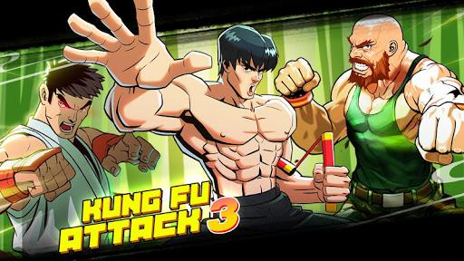 Karate King vs Kung Fu Master - Kung Fu Attack 3 1.4.2.1 screenshots 1