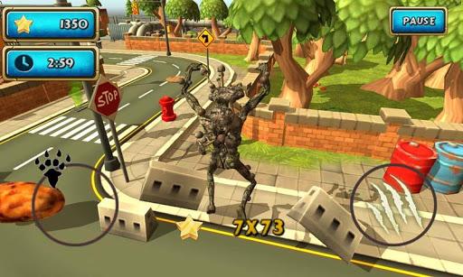 Monster Simulator Trigger City  screenshots 11