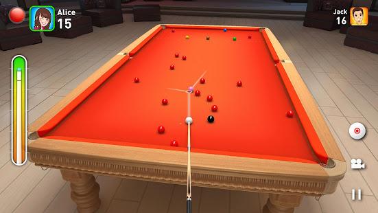 Real Snooker 3D 1.17 screenshots 4