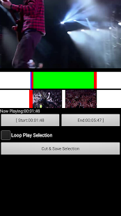 Video Editor Trimmer Classic Screenshot