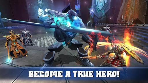 Celtic Heroes - 3D MMORPG 3.7.1 screenshots 3