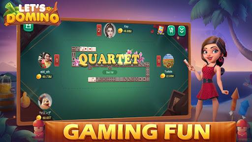 Letu2019s Domino Gaple QiuQiu Poker Game Online screenshots 2