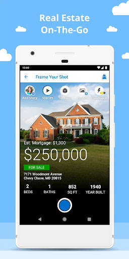 Homesnap Real Estate & Rentals  screenshots 1
