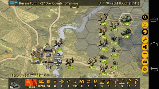Panzer Marshal screenshots 1