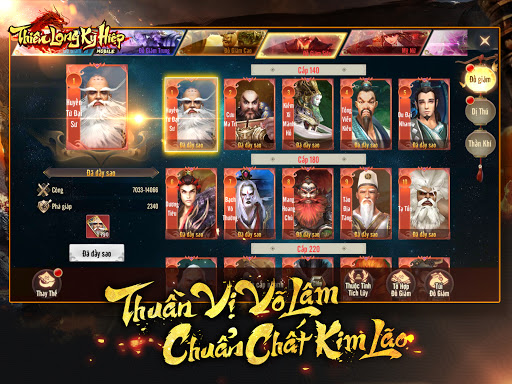 Thiu00ean Long Ku1ef3 Hiu1ec7p screenshots 8