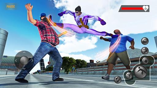 Superhero Crime City - Captain Dead Sword Pool  screenshots 2