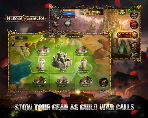 Heroes of Camelot 9.4.5 screenshots 13