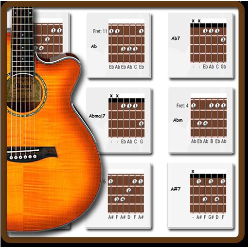 chord guitar offline screenshot 1