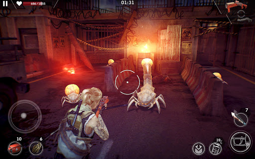 Left to Survive: Dead Zombie Survival PvP Shooter screenshots 9