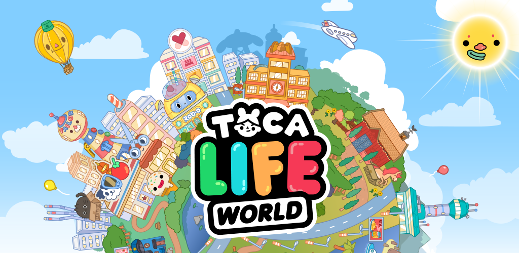 Toca Life World: Build stories & create your world poster 0