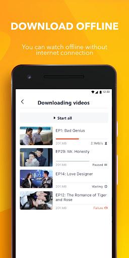 WeTV - Cdrama, Kdrama & More android2mod screenshots 3