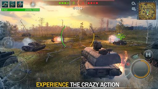 Tank Force: Free Games About Tanki Online PvP Apkfinish screenshots 14