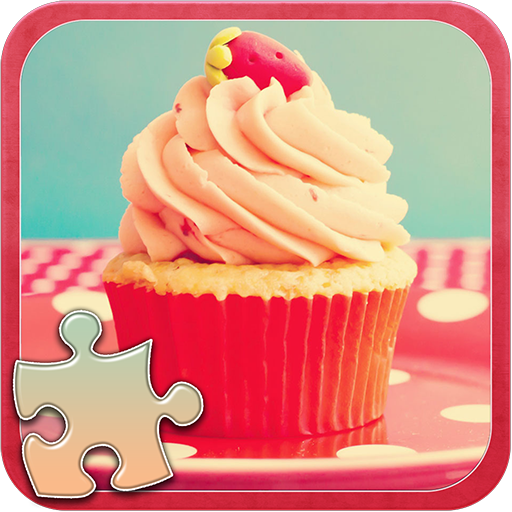 Cupcakes Jigsaw Puzzle Game For PC Windows (7, 8, 10 and 10x) & Mac Computer