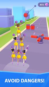 Free Cheerleader Run 3D 3