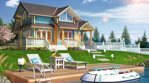 Home Design : My Lottery Dream Life screenshots 3
