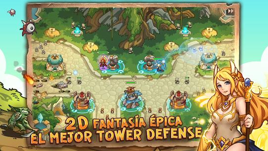 Empire Warriors: Tower Defense 1