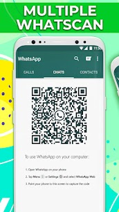 WhatsClone Multiple Accounts Whatscan for Whatsweb Apk 3