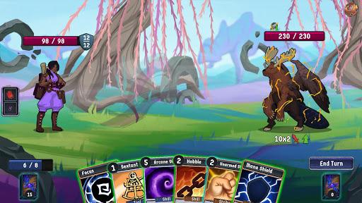 Breach Wanderers: A Roguelike Deckbuilder screenshot 3