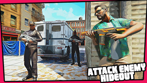Grand Miami Gangster Theft : Crime City Simulator 6.1 Screenshots 5