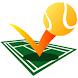 マイテニスパートナー(テニス対戦表)