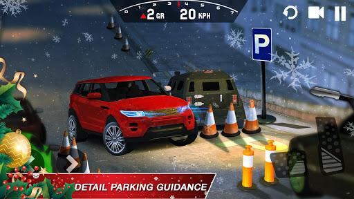 modern car parking challenge: car games screenshot 3