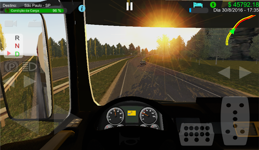 Heavy Truck Simulator  Screenshots 7