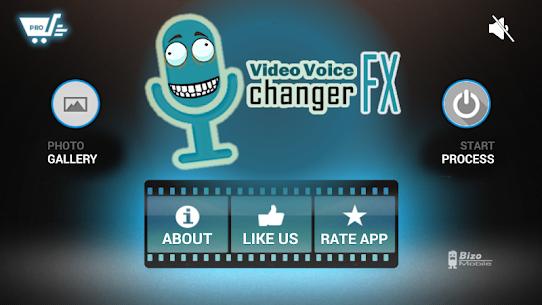Video Voice Changer FX PRO MOD APK 4