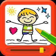 Magic Board - Doodle & Color