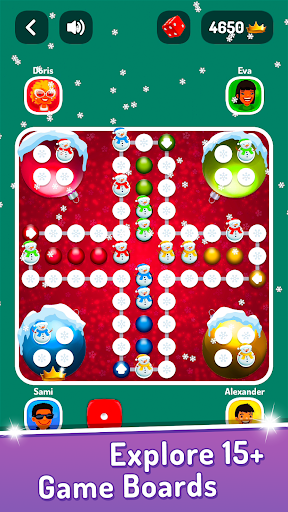 Ludo Trouble: German Parchis for the Parchis Star 2.0.26 Screenshots 4