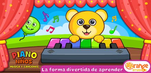 Piano Niños Música Y Canciones Aplicaciones En Google Play