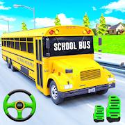 School Bus Driving Simulator Bus Parking Games