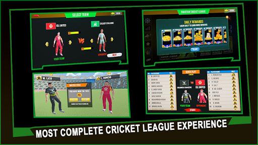 Pakistan Cricket League 2020: Play live Cricket 1.11 screenshots 4