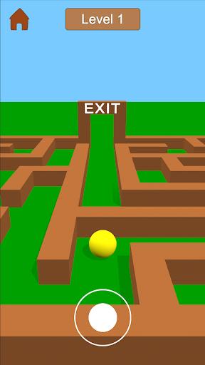 Maze Game 3D 1.15 screenshots 1